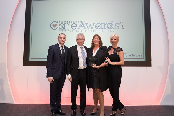 Towergate Care Awards 2017